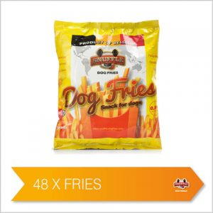 Snuffle Dog Fries 48 bags